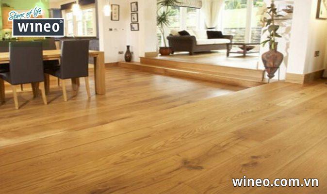Sàn gỗ Đức có độ bền cao