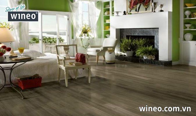 Sàn gỗ công nghiệp có chất lượng tốt và an toàn cho người sử dụng